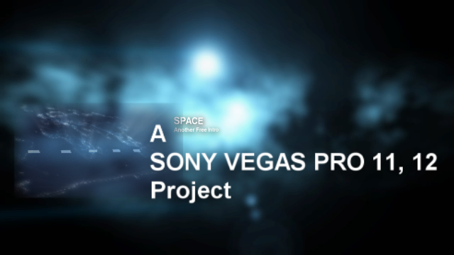 Sony Vegas Intro Templates | Free Sony Vegas Intro Template